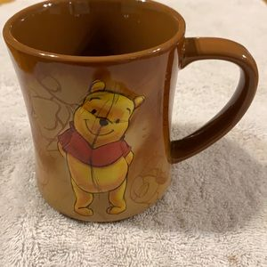 Winnie The Pooh 3D Mug Disney Store
